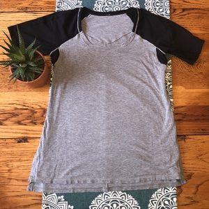 Lululemon Short Sleeve Top